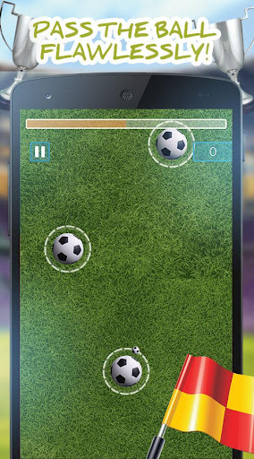 Flick Ball Soccer Football