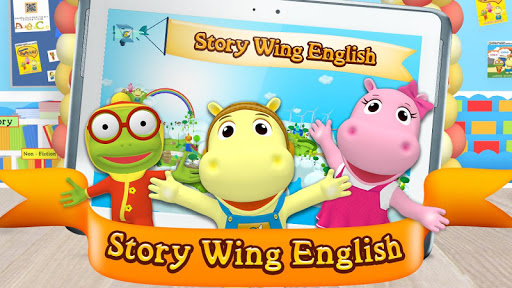 Storywing english Step1-2