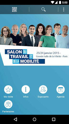 Salon du Travail de Paris