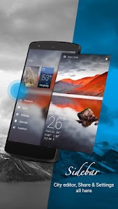 GO Weather Forecast & Widgets v5.04