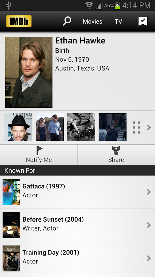 IMDb Movies & TV - screenshot