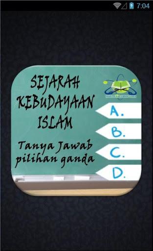 Sejarah Kebudayaan Islam Quiz