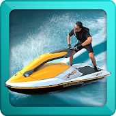 Waterscooter Simulator 2015