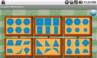 Screenshot of Incastri Montessori