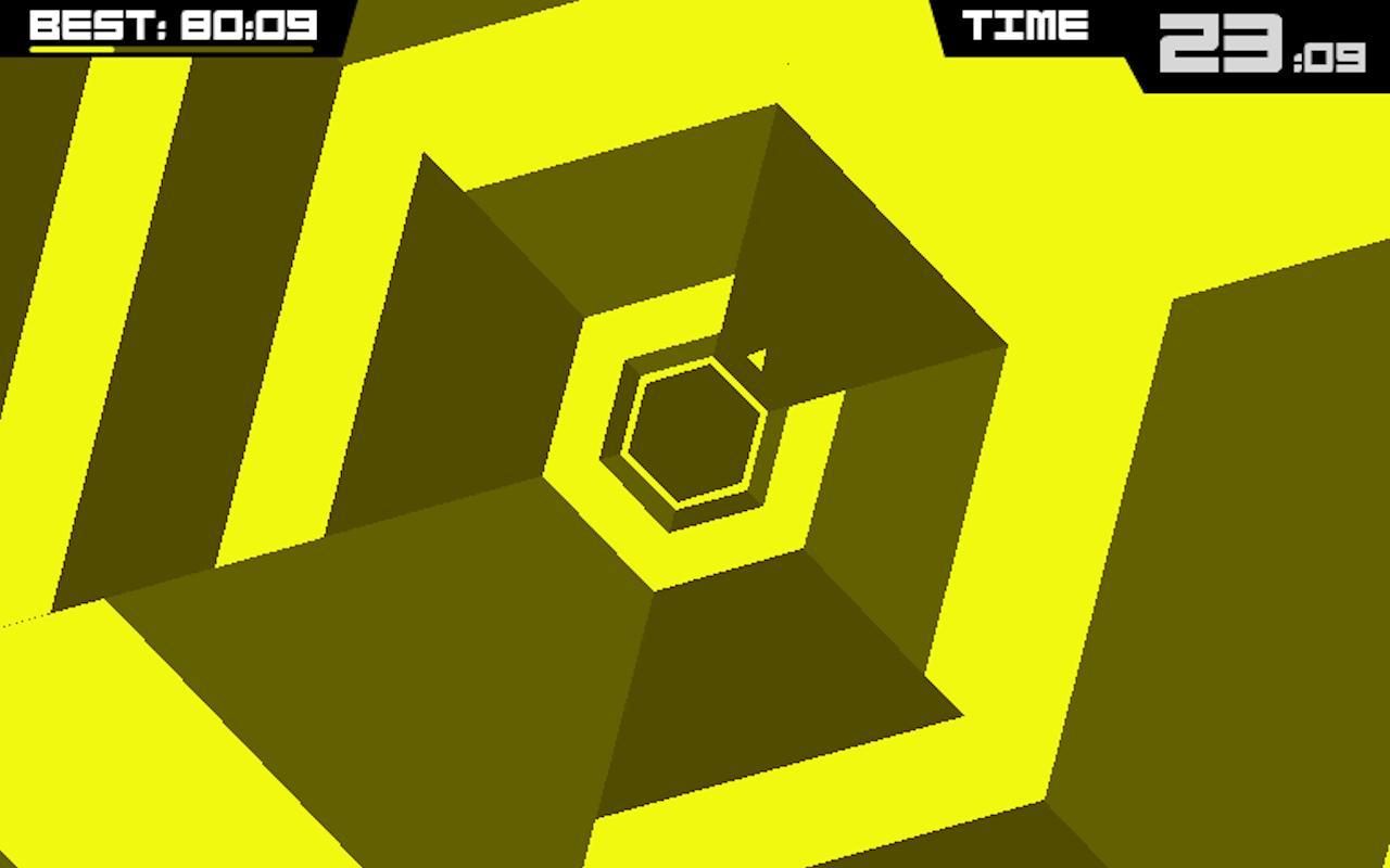 Super Hexagon screenshot #5