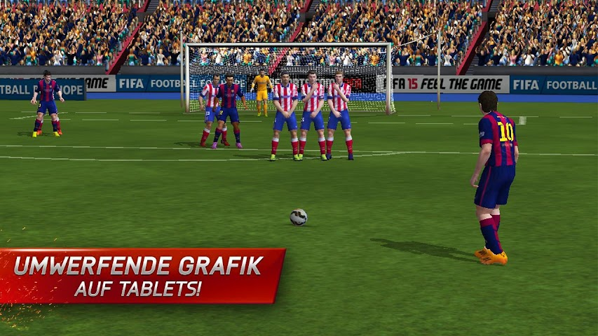android FIFA 15 Ultimate Team Screenshot 0