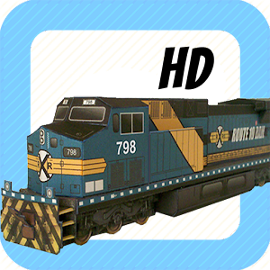 Train Driver HD Free for PC and MAC