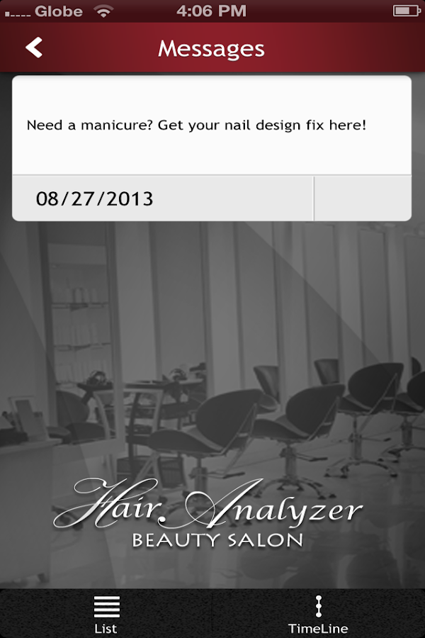 Hair analyzer beauty salon android apps on google play for Action salon singapore