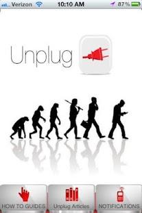 Unplug- screenshot thumbnail