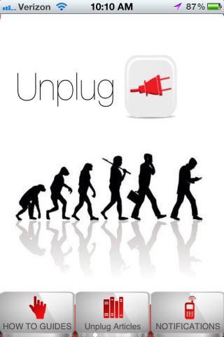 Unplug- screenshot