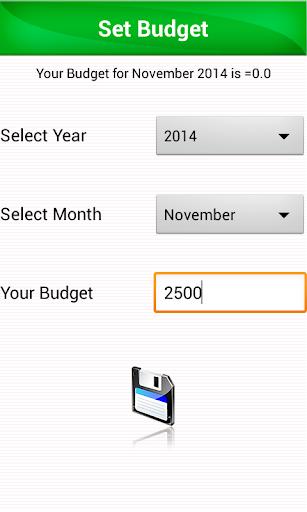 【免費財經App】Pocket Budget Manager-APP點子