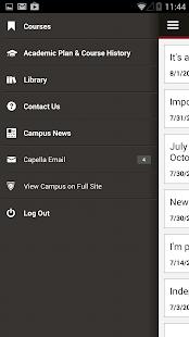 Capella Mobile - screenshot thumbnail