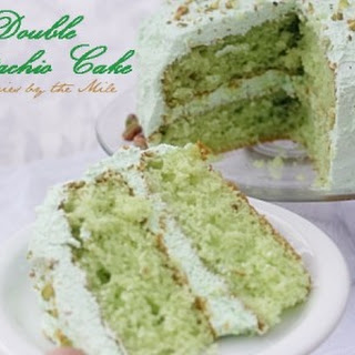 Pistachio Cake Frosting Recipes.
