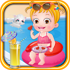 Baby Hazel Summer Fun icon