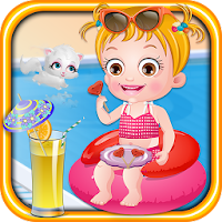 Baby Hazel Summer Fun 3