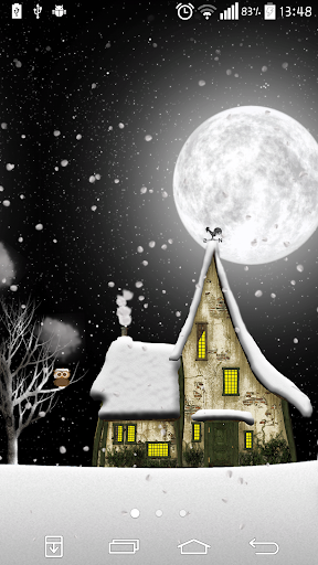 Winter Night Pro