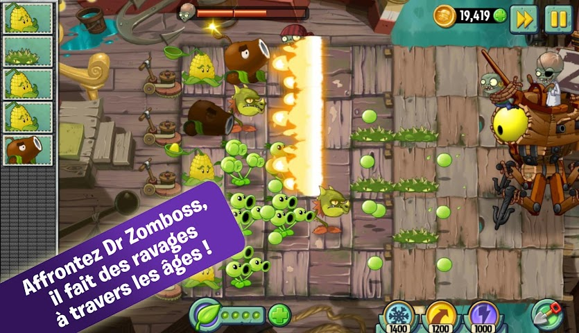 android Plants vs. Zombies™ 2 Screenshot 8