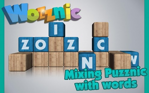 Wozznic: Word puzzle game