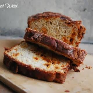 Snickerdoodle Banana Bread.