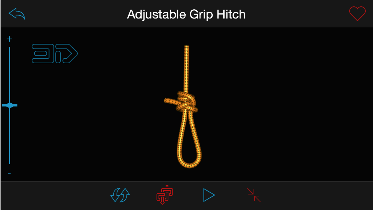 Knots 3D - screenshot
