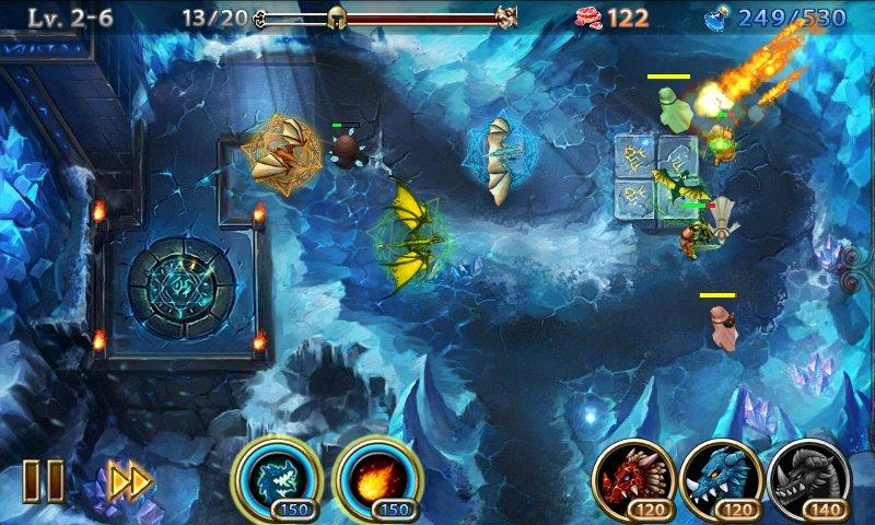 Lair Defense: Dungeon- screenshot
