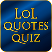 LoL Quotes Quiz