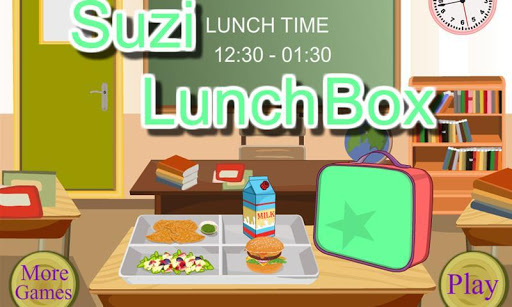 學校午餐 - 食品製造商