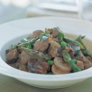 Spring Veal Stew.