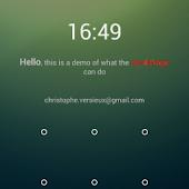 My HTML Widget