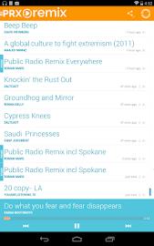 PRX Remix Screenshot 7