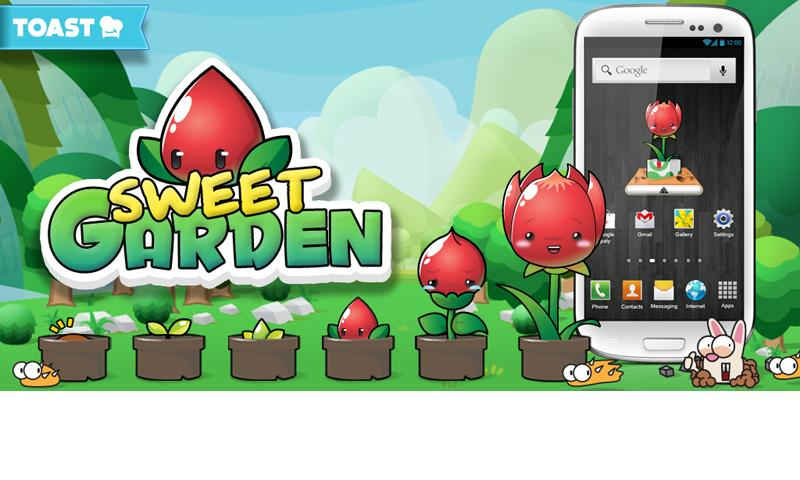 Sweet Garden- screenshot