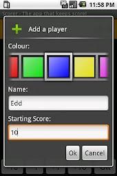 Scorer: The Score Keeper