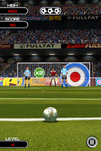 Flick Soccer!- screenshot thumbnail