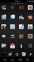 Screenshot of Illest Icons Go Launcher Theme