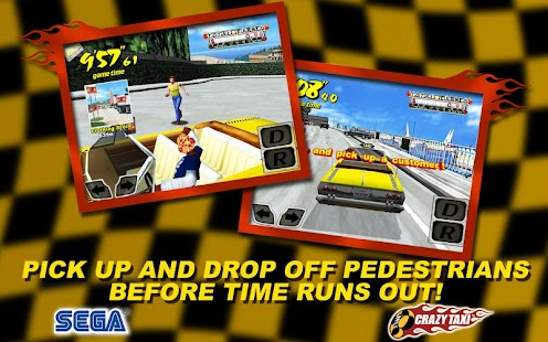 Crazy Taxi Classic™ Screenshot 13