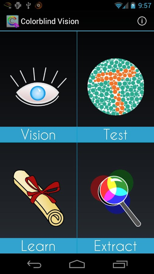 Colorblind Vision (Free) - screenshot