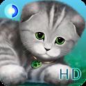 Silvery the Kitten HD icon