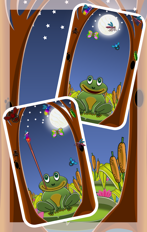 Feed the Frog- screenshot