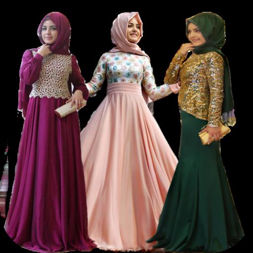 Evening Dresses (Kerchief)