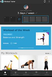 Workout Trainer fitness coach Screenshot 34