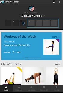 Workout Trainer: fitness coach Screenshot 42