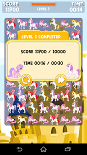 Little Pony : Match 3 Game