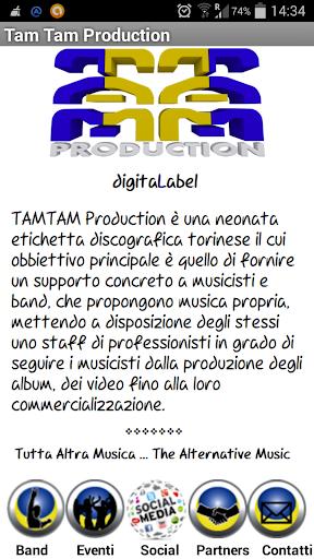 TAM TAM Production