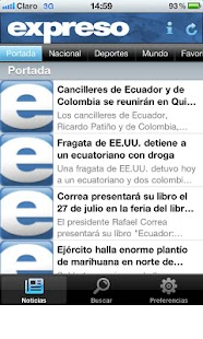 Diario Expreso - screenshot thumbnail