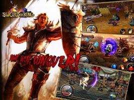 Screenshot of Sword of King : Excalibur