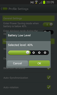 Battery Life Saver - screenshot thumbnail