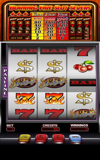 Burning Fire Slot Sevens