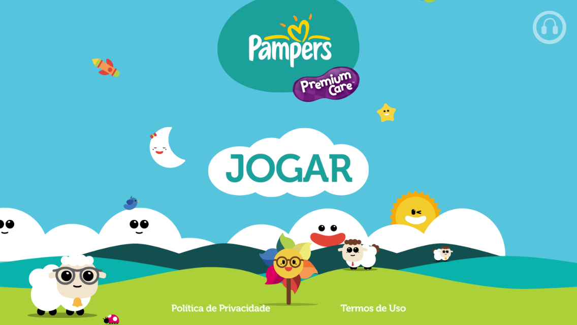 Pampers Premium Care- screenshot