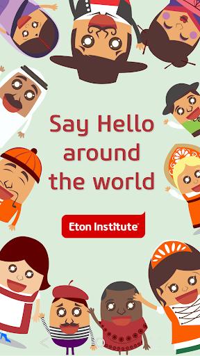 Say Hello - Eton Institute