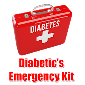 Diabetics Emergency kit